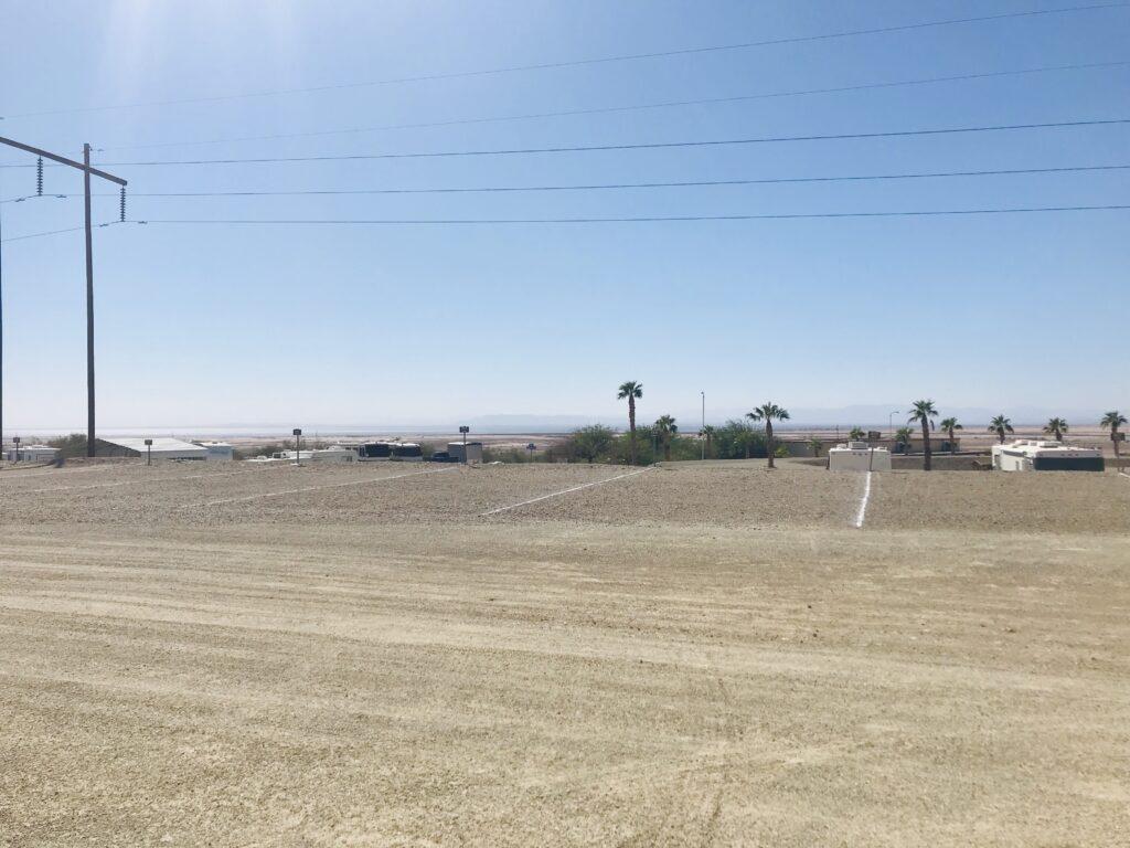 Upper Dry Camp
